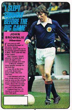 John Brownlie 1973