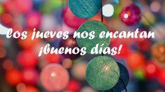 """""""Si tú no sonríes, el #Día no te sonríe."""" #FelizJueves!"""