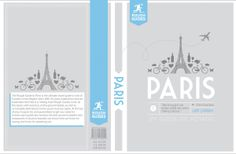 Travel Guides by Teresa Sweeney, via Behance