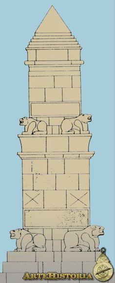 Sepulcro de Pozo Moro (Chinchilla, Albacete). Reconstrucción - Obra…