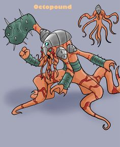 Aliens, Monster Design, Monster Art, Fantasy Character Design, Character Art, Aztec Statues, Legendary Monsters, Ben 10 Ultimate Alien, Pokemon