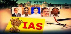5 Senior Odisha Cadre Babus Elevated To Additional Chief Secretary Rank