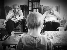 Great Grandma, Great Great Auntie Joyce and Dotty