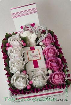 Сердце на свадьбу. Коробка своя. фото 4