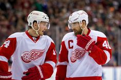 A changing of the guard is close to taking place in Hockeytown. Henrik Zetterberg and Pavel Datsyuk, however, are not ready to hand over the reins just yet.  The time is coming for the Detroit Red …