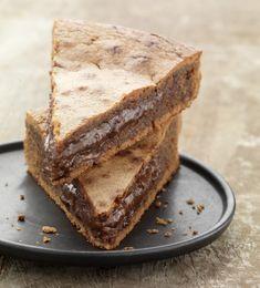 Envie d'une recette de Dessert facile et rapide ? Découvrez cette recette de Fondant au chocolat caramel par Croquons la vie.