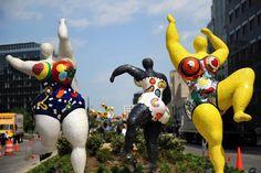 Les plus belles oeuvres de Niki de Saint Phalle