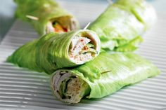 Top 50 Low Carb Breakfast Recipes to Try including this Ultimate Clean & Lean Le.Top 50 Low Carb Breakfast Recipes to Try including this Ultimate Clean & Lean Lettuce Wrap Low Carb Recipes, Cooking Recipes, Healthy Recipes, Wrap Recipes, Easy Recipes, Lunch Recipes, Dinner Recipes, Cooking Tips, Lettuce Recipes