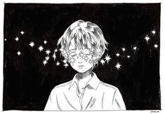 Art Manga, Anime Art, Aesthetic Art, Aesthetic Anime, Art Inspo, Bel Art, Art Du Croquis, Arte Peculiar, Art Et Illustration