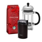 Coffee Press Gift Set from Starbucks