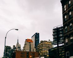 "joelzimmer: "" New Yorker Midtown West, Manhattan """