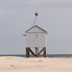 North Sea, Archipelago, Alchemist, Seaside, Netherlands, Holland, Gazebo, Outdoor Structures, Cabin
