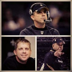 New Orleans Saints Coach Sean Payton