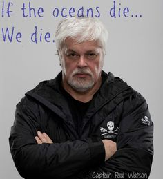 Picture: Captain Paul Watson in 'Whale Wars.' Pic is in a photo gallery for 'Whale Wars' featuring 100 pictures. Costa Rica, Sea Shepherd, Sierra Club, Save The Whales, Save Our Oceans, Save The Planet, Animal Rights, War, Conservation