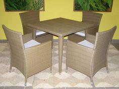 ratanová sedací souprava CARMEN - světlá Outdoor Furniture Sets, Outdoor Decor, Home Decor, Decoration Home, Room Decor, Home Interior Design, Home Decoration, Interior Design