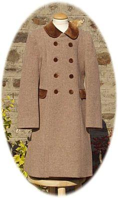 Girls traditional winter coats | Girls Traditional Classic Wool