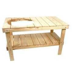 YellaWood Grill Table Kit IR52X28AGT at The Home Depot - Mobile