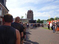 The line at CityRock,Leeuwarden 7-8-2015