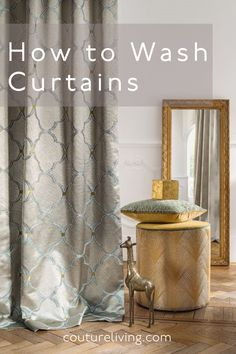 Matching a curtain pole with curtains - Couture Living Made To Measure Curtains, Curtain Poles, Gray Interior, Household Items, Blinds, Interior Decorating, Cleaning, Grey, Blog