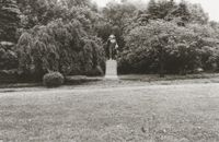 Friedrich von Steuben Statue (Behind Philadelphia Museum of Art), c. 1972, Will Brown