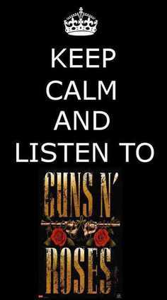 Keep calm.......................