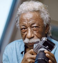 GORDON PARKS Legendary American Photographer * Musician * Writer and Film Director - POWERFUL PEOPLE and FRIENDS