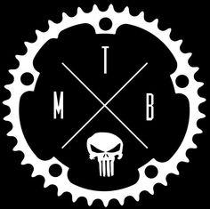 Vehicles For > Mountain Bike Logo T Shirts