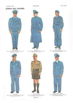 german navy uniforms