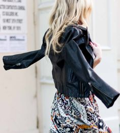 Ailey Leather Jacket at Yael Steren Store | Lookave - #jacket #black #leather #leatherjacket #blackjacket #ootd #onlineshopping #lookave #onlineshopping #streetstyle #style #fashion #outfit @yaelsteren