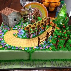 Image result for wizard of oz cake images