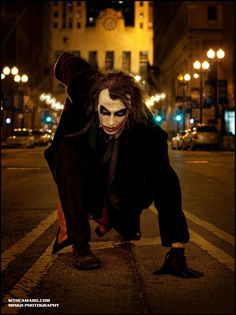 Joker Cosplay from Cosplay.com #halloween ideas #costumes #cosplay