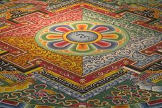 Tibetan Sand Mandalas: Healing Through Sacred Art (Photo Gallery ...
