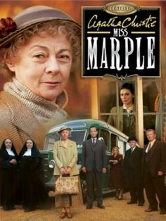 Again Agatha Christie does it to me! I get lost sitting and watching these series! A bunch of great British actors!