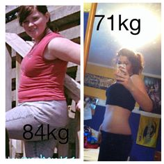 This is my own progress, I still have 6kg to go before I reach my goal weight . #fitness #motivation