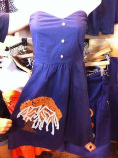 Toomers Corner dress at Kinnucans! so cute!