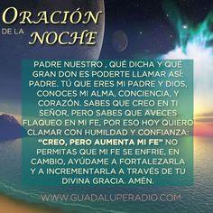 14 Ideas De Oracion De La Noche Oración De La Noche Oraciones Oraciones Catolicas