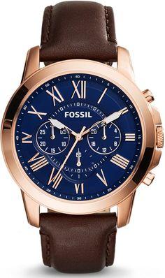 82b61fc35b7f0 Relógio   FOSSIL FS5068 139.00€ Relógio Fossil, Relógios Masculinos,  Relógios De Luxo,