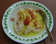 Lakso Palembang, Indonesian Food, Spaghetti, Foods, Drinks, Ethnic Recipes, Food Food, Drinking, Food Items