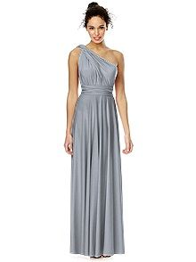 get instructions for this one for matts wedding Twist Wrap Dress: Long