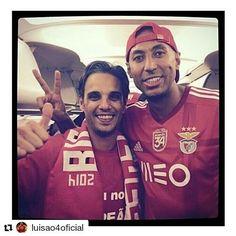 Nuno Gomes e Luisão