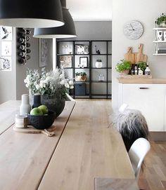 """7,079 curtidas, 47 comentários - Inspiration - Modern & Design (@white.interior) no Instagram: """"Inspiration: @trude_k_ 😊😊 ______________ #interior #inspiration #interiorinspo #scandinavianhomes…"""""""