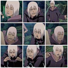 Suigetsu funny faces