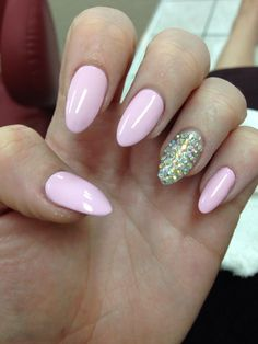 almond shaped nails - Google Search