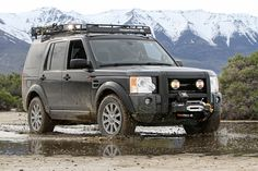 land rover lr4 roof racks - Google Search