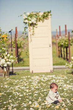 Wedding alter...amazing!