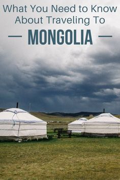 Are you planning a trip to Mongolia? This travel guide has everything you need to know about preparing for and traveling to Mongolia!