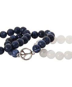 Dee Berkley for The Cool People Santorini Bracelet #accessories  #jewelry  #bracelets  https://www.heeyy.com/suggests/dee-berkley-for-the-cool-people-santorini-bracelet-blue-white/