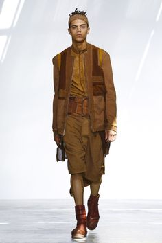 Boris Bidjan Saberi Menswear Spring Summer 2017 Paris