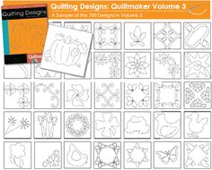 The Quiltmaker Collection Volume 3