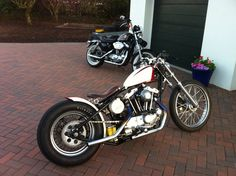 Bobber Inspiration | Ironhead | Bobbers and Custom Motorcycles